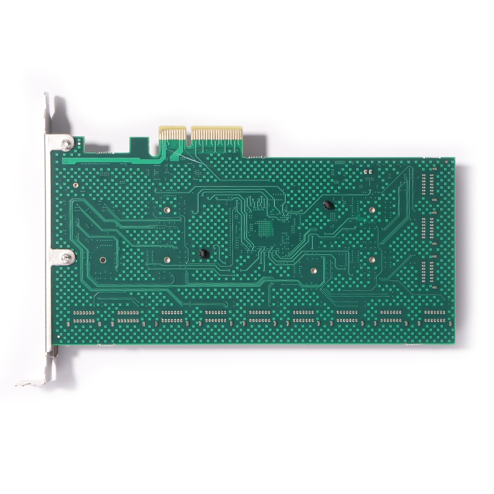 24 Port Chi a Mining Riser Adapter 6Gbps Expansion Card SATA PCI Express X16 Controller PCIE SATA Add On Card PCIE to SATA 3.0