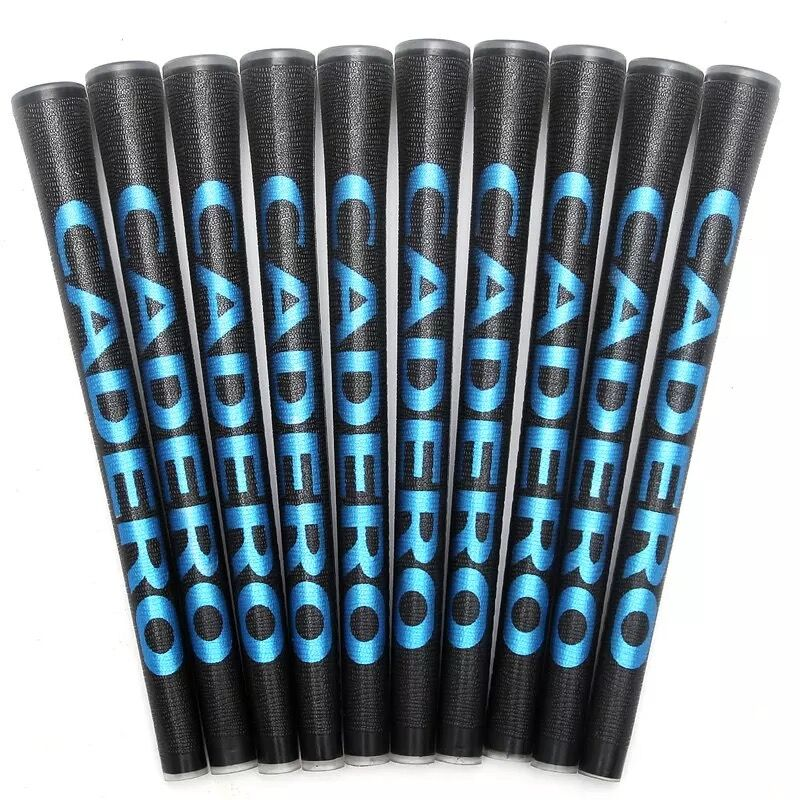 New CADERO PENTAGON 15pcs/Lot Crystal Transparent Golf Grip Wood And Irons 12 Colors Available