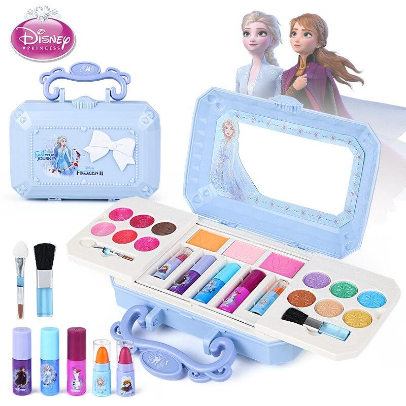 Фото - Disney girls frozen 2 princess elsa anna Cosmetics Beauty  Set Toy kids  princess Fashion Toys Play House  Gift подарочный набор disney frozen ii anna house set