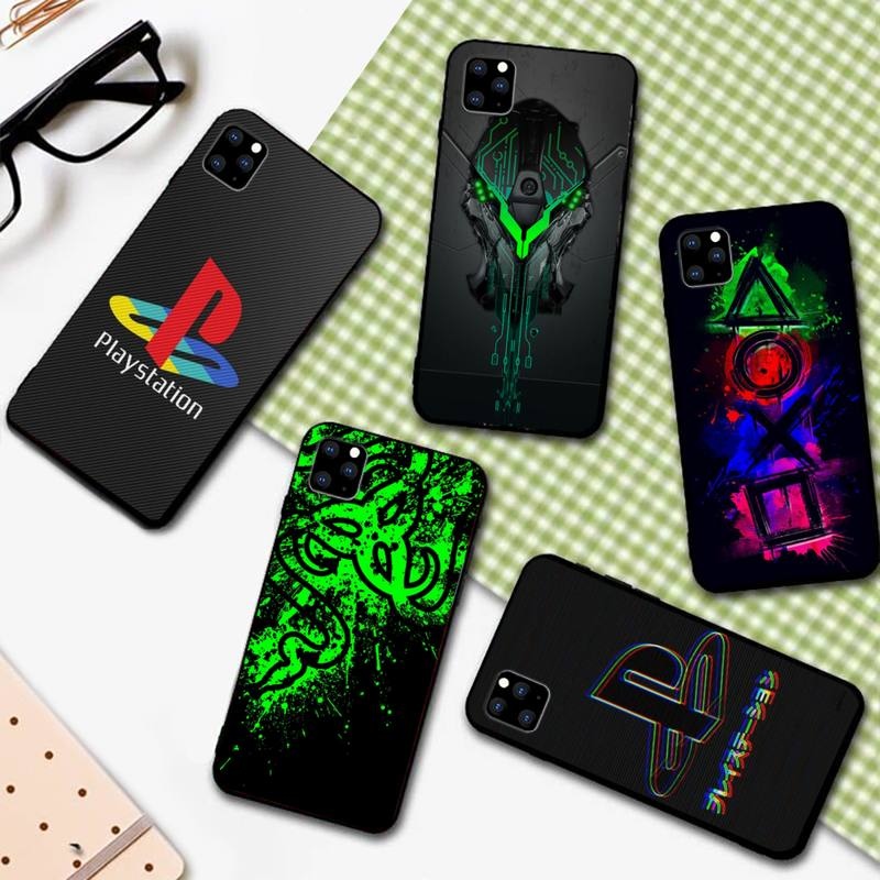 Yinuoda Hot game PlayStation PS Phone Case for iphone5 6 7 8 11 12 5c 5s 6s se xs max mini pro plus Cover Shell