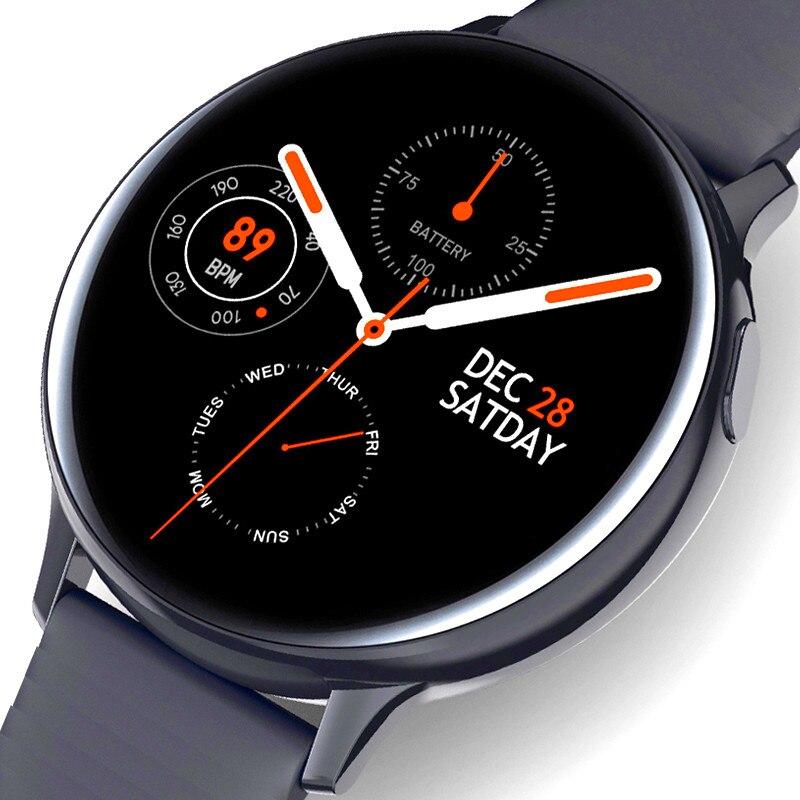 Reloj inteligente S20 ECG, pantalla completamente táctil de 1,4 pulgadas para hombres, IP68, reloj inteligente deportivo resistente al agua, reloj inteligente para teléfono Android IOS
