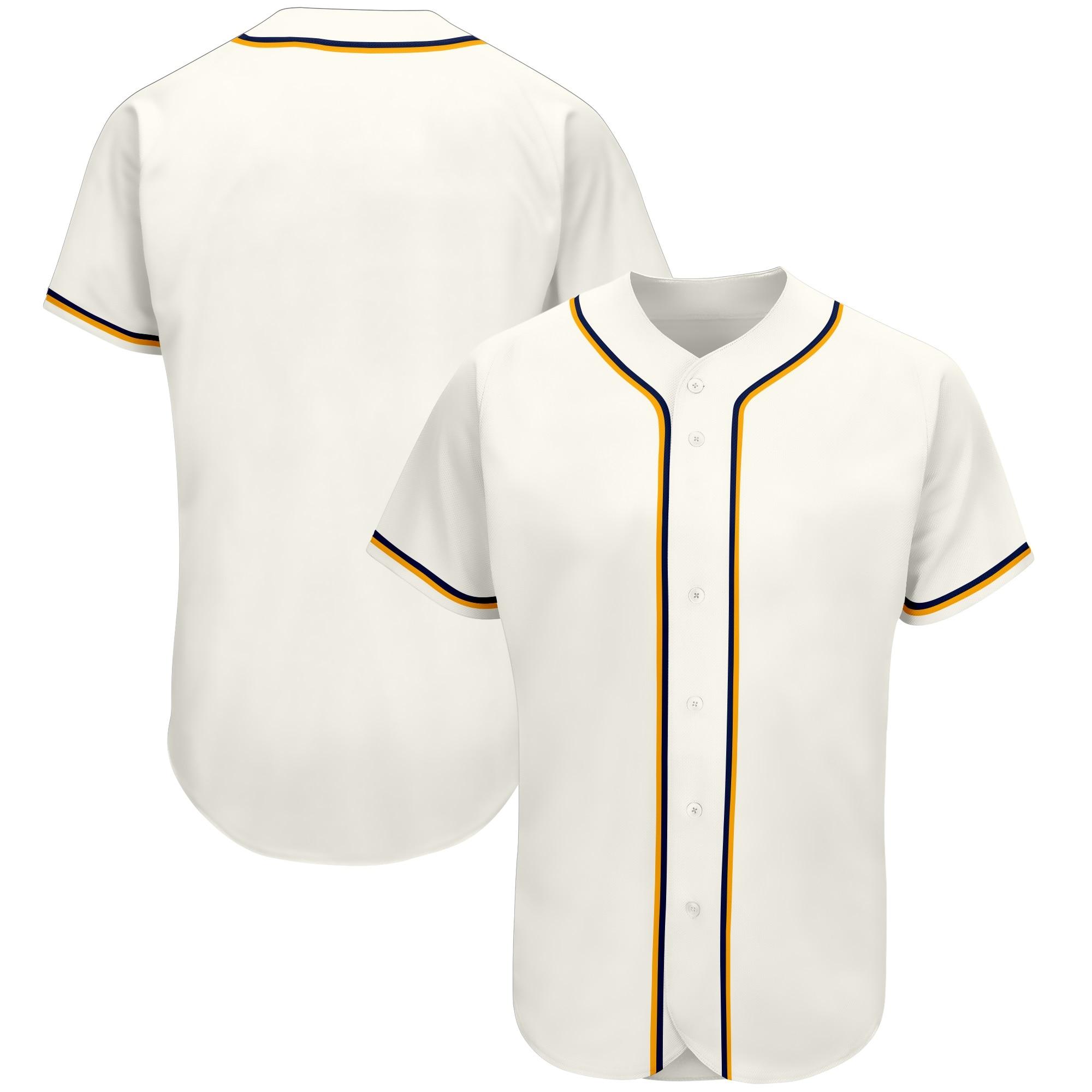 Недорогие мужские бейсбольные Джерси без рисунка под заказ, спортивные рубашки для спортсменов, униформа для чирлидинга 2021