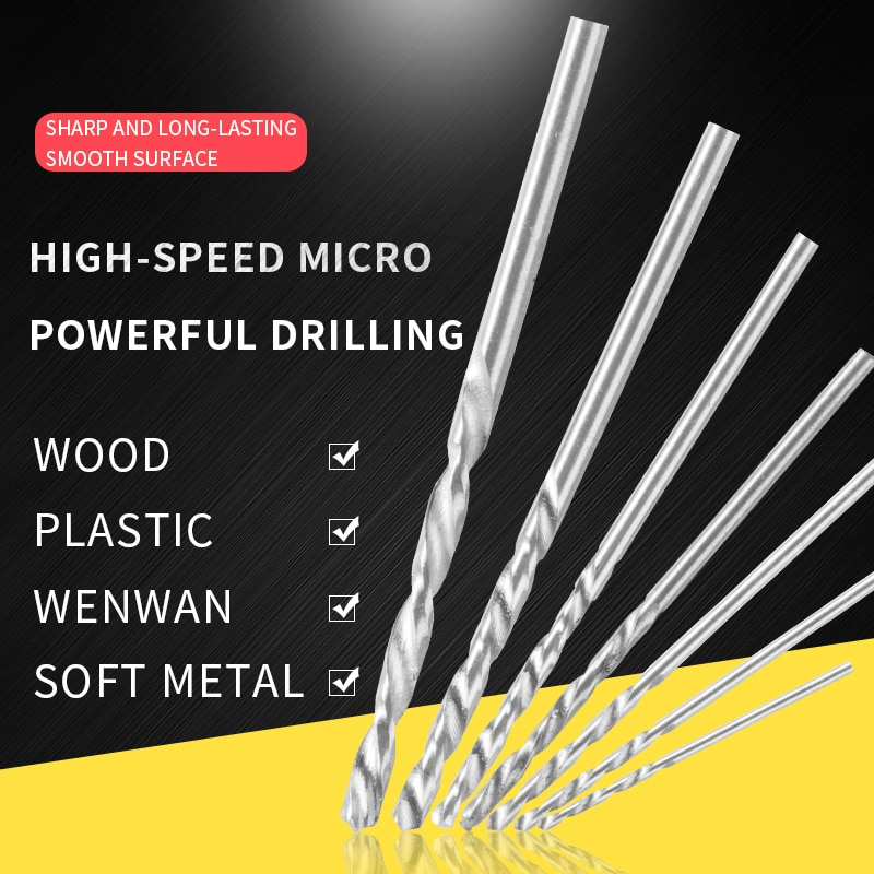10pcs 1.0-13mm Cobalt Drill Bit For Stainless Steel Woodworking  Twist Drill Bit Drill Hole Cutter Metal Drilling multifunction magnetic block drilling j1c ff 23 desktop drill hole electric magnetic drill can be used for drill bit