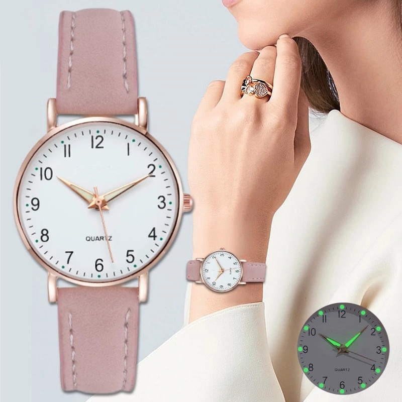 NEW Watch Women Fashion Casual Leather Belt Watches Simple Ladies' Small Dial Quartz Clock Dress Wristwatches Reloj mujer new small daisies watch women fashion casual leather belt watches simple ladies small dial quartz clock dress vsco wristwatches