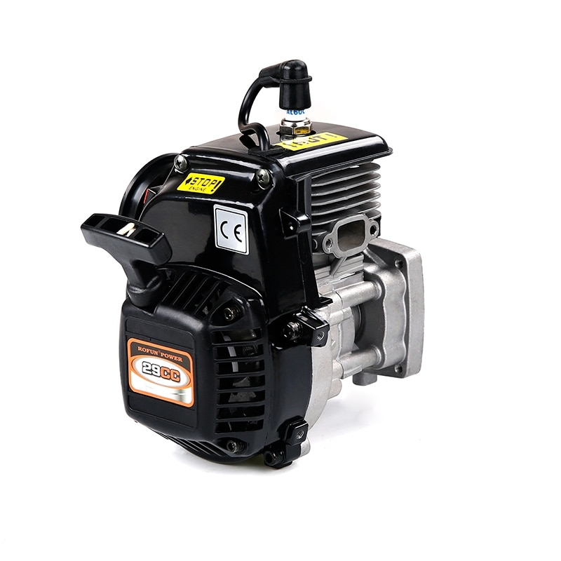 for Baja 29Cc Gas Engines for 1/5 HPI Rovan KM Baja 5B 5T 5SC LOSI 5T DBXL FG Buggy Redcat Rc Car