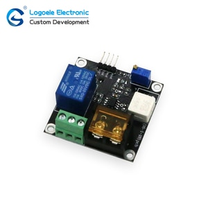 Current Sensor Module High Quality DC 5V With Relay Analog TTL Level Output Over-Current Protection Current