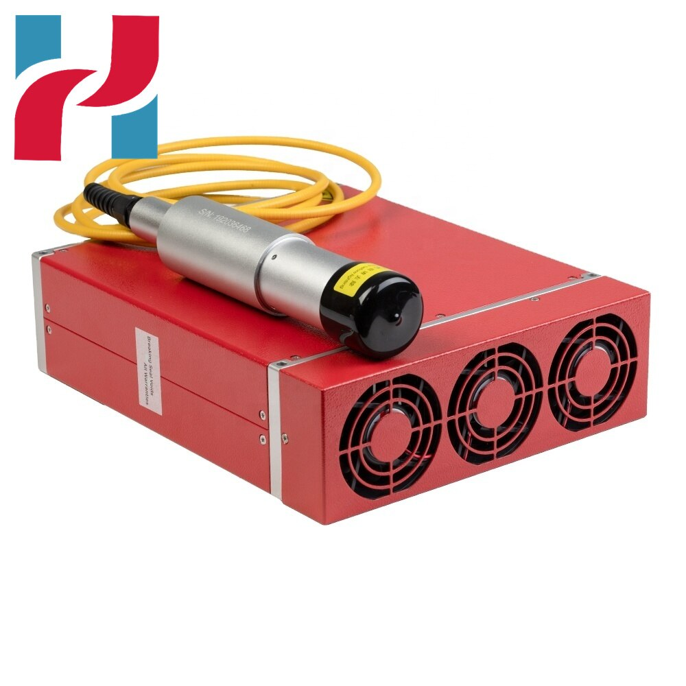 JPT LP+ Series 20W 30W MOPA Pulse Fiber Laser Module With Wide Frequencies High Quality for Fiber Laser Machine
