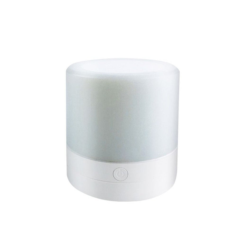 Rechargeable Battery Touch LED Night Light Innovative Little Night Light Nursing Lamp 6 Colors Adjustable Light Night Lamp