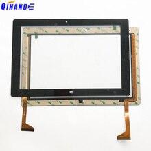 "Nuevo 10,1 ""FPCA-10A02-V03 ZC.1544 para pantalla táctil de tableta Windows Digitalizador de Panel táctil vidrio de sustitución con sensor FPCA-10A02-VO3"