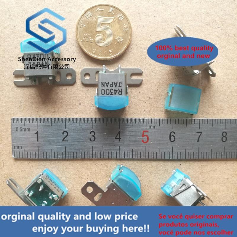 1pcss 100% nova e original r4300 cabeça magnética dupla-acústica, ponta de alta definição, impedância resistente ao desgaste 240 ohm