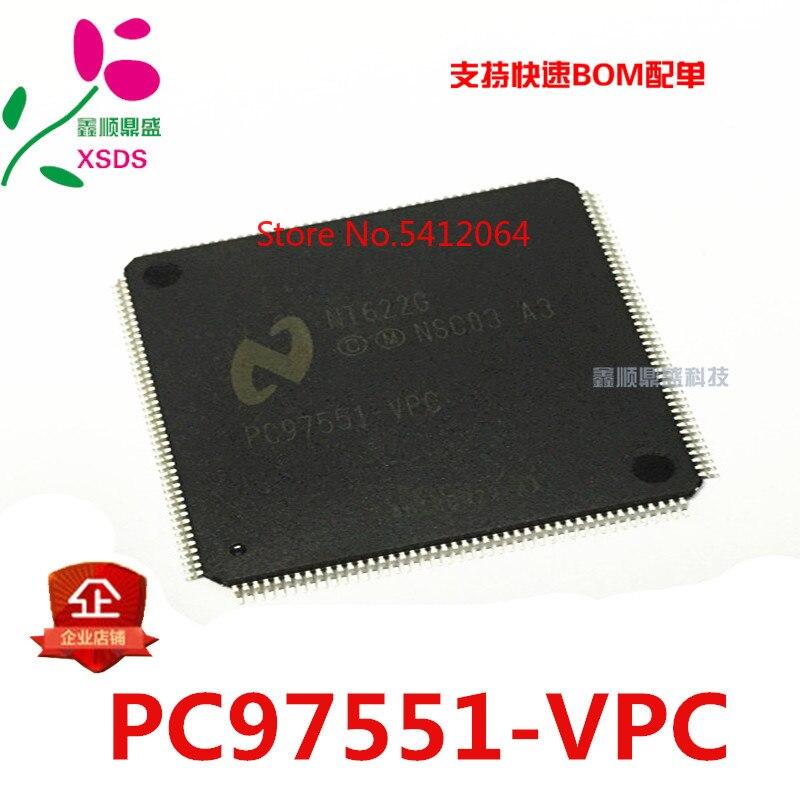1PCS PC97551-VPC QFP176