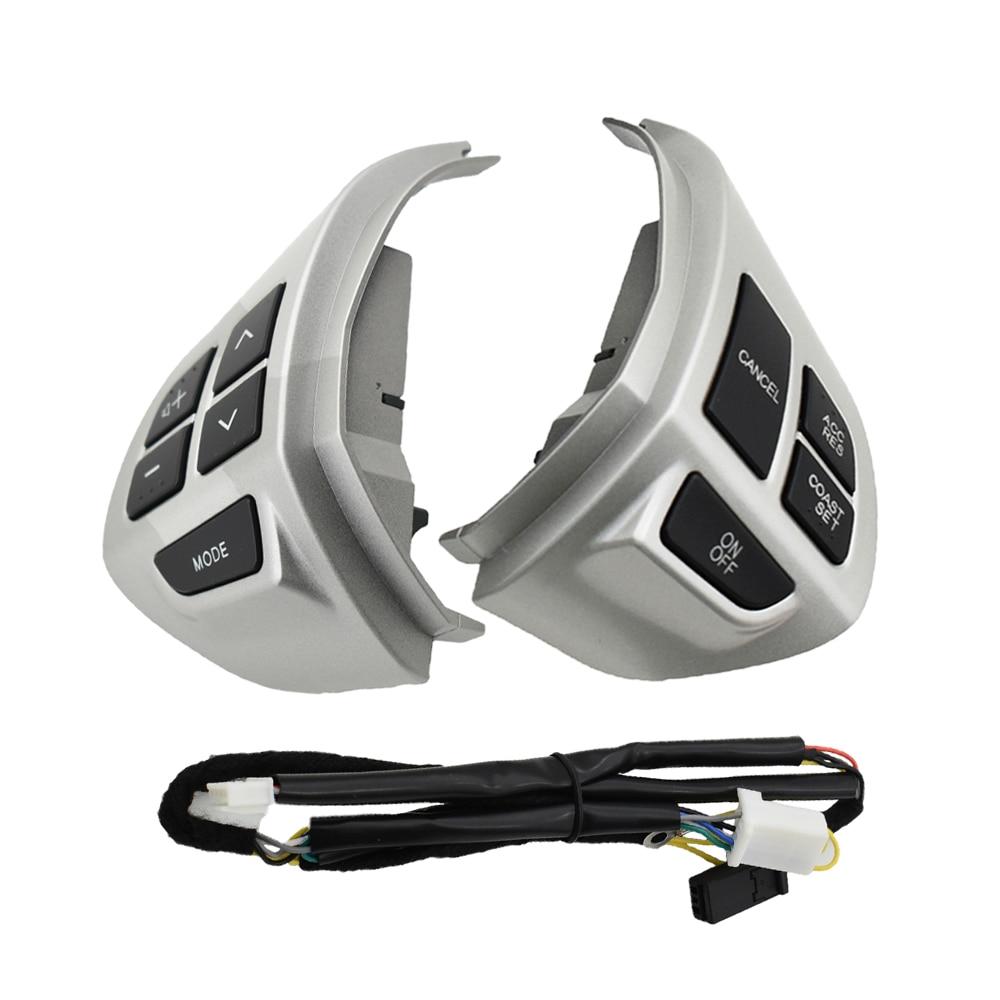 Bluetooth del teléfono de Control de crucero, volante de interruptor para Mitsubishi Lancer EX 10 Lancer X Outlander ASX Colt Pajero Sport
