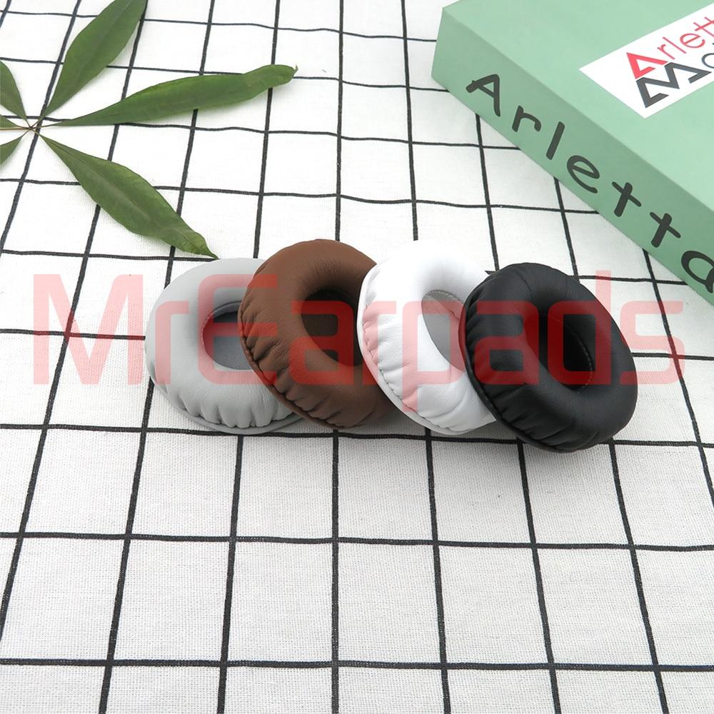 MrEarpads Earpads For Pioneer SE MJ71 MJ71S Headphone Headband Rpalcement Ear Pads Earcushions Parts