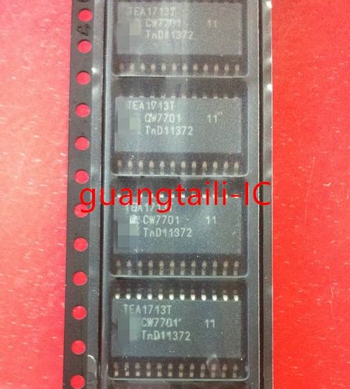 10 Uds TEA1713T TEA1713 SOP-24 TV LCD conductor Chip original nuevo stock original