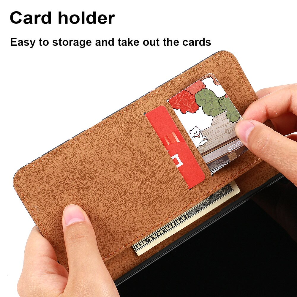 Wallet Filp Phone Cases For Xiaomi Redmi Note9 Pro Note 9S Note 9 Pro Max Leather Cover Kickstand Coque With Card Slot fundas enlarge