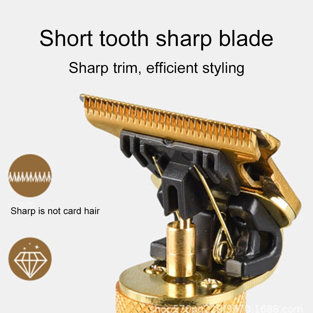 Shaving Machine Hair Trimmer Barber Clipper Cordless Hair Cutting Machine Beard Wireless Electric Razor Men Shaver enlarge