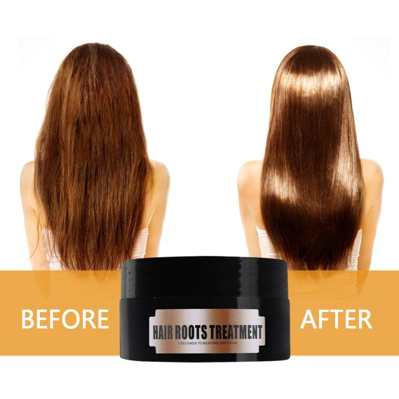 50ml Hair Conditioners Nourishing And Softening Repairing Frizz Hair Beauty Smooth Hair Care Product TSLM1