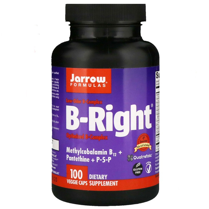 Envío Gratis b-right optimizado b-complex 100 Uds.