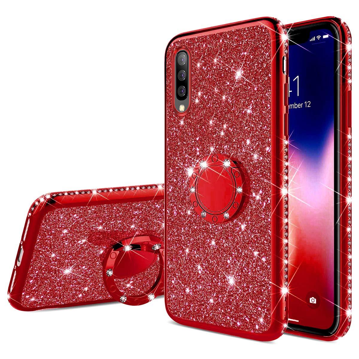 Glitter Case For Xiaomi Mi 9 se A3 A2 Lite CC9 CC9E Diamond Case for Xiaomi Redmi Note 7 8 5 8T Redmi 8 8A 7A 6A 6 K20 Pro Cover
