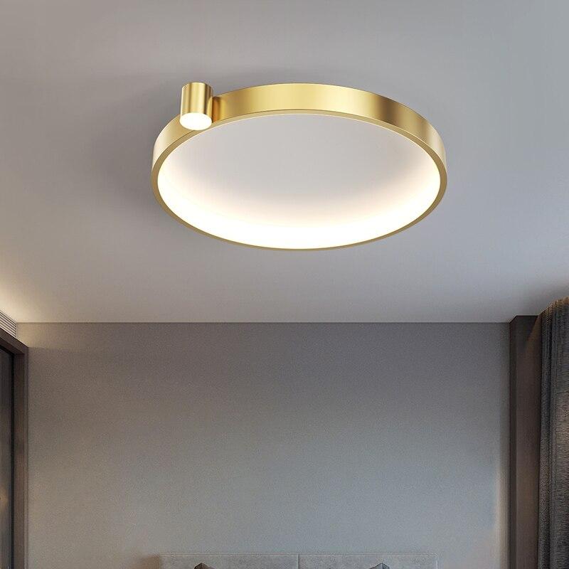 lican moderno led luzes de teto para sala estar quarto luminaria plafonnier lampara