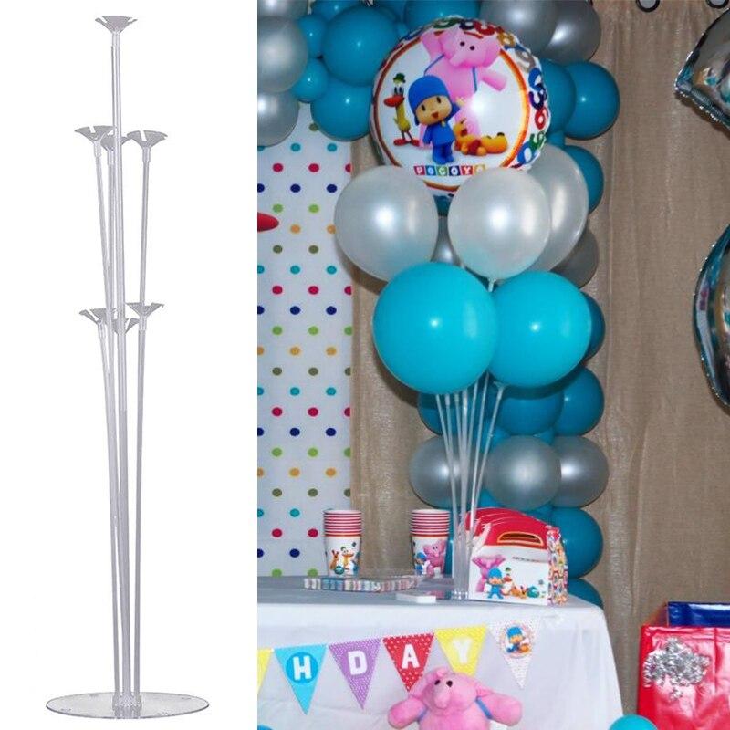 POCOYO, globo de suministros para fiestas, soporte para niños, decoración de fiesta de cumpleaños, productos de decoración para Baby Shower recién nacido, desechable