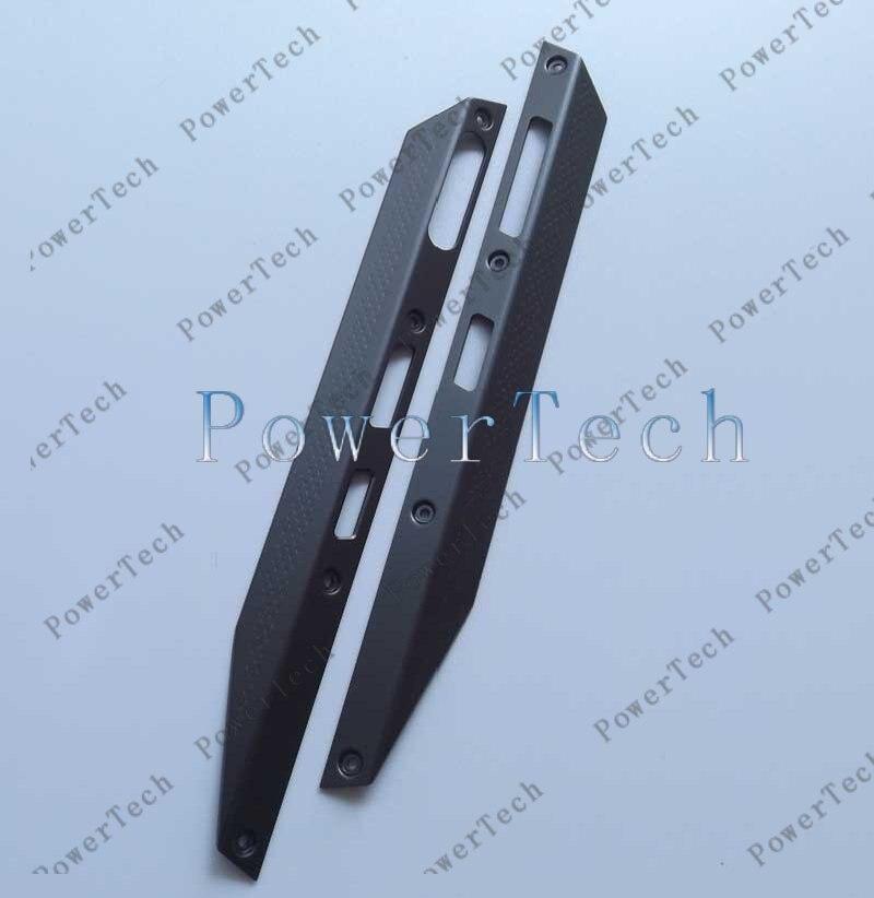 100% Original DOOGEE S80 lado izquierdo y derecho decoración parte batería cubierta pieza Metal accesorios piezas