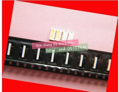 Aplicação de TV LED Backlight Edge LED Série 3 TS731A 0.5W 7032 V Cool white LED Backlight TV LCD PARA SAMSUNG novo