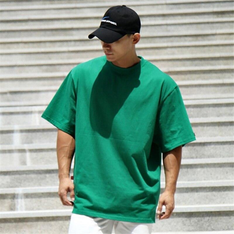 Camiseta Casual de algodón con estampado para hombres, camiseta de manga corta para ejercicio, camisetas de culturismo para hombre, camisetas de entrenamiento, ropa de verano de novedad