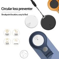 wireless bluetooth compatible smart tracker anti lost alarm tracker key finder child wallet gps record anti lost alarm tag