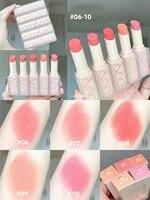 velvet matte square tube lipstick dry rose long lasting and waterproof velvet matte lip gloss easy to wear lipsticks cosmetics