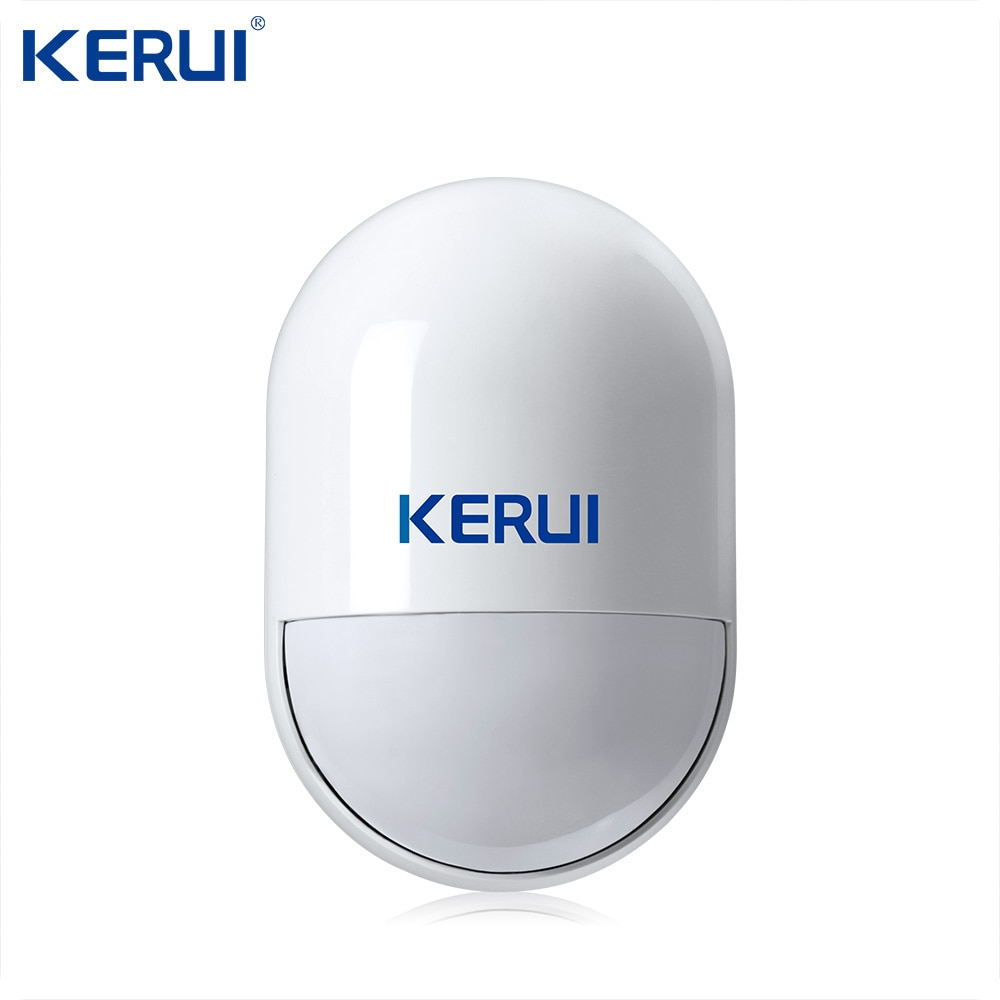 KERUI Wifi GSM Home Alarm 3MP Camera System  Burglar Security Kit Gas Sensor Wifi IP Camera Smoke Sensor Motion Detection enlarge