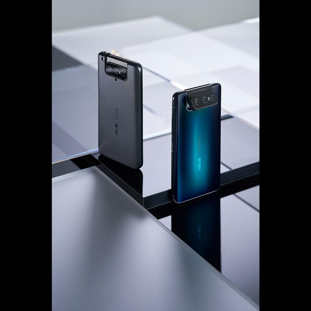 Фото5 - ASUS Zenfone 7/7 Pro 8 Гб Оперативная память 128/256 ГБ Встроенная память Snapdragon 865/865 плюс 5000 мАч NFC Android Q 90 Гц 5G смартфон