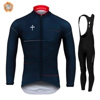 2021 wilier winter thermal fleece cycling clothes men bicycle sport riding bike mtb clothing bib pants warm sets ropa ciclismo