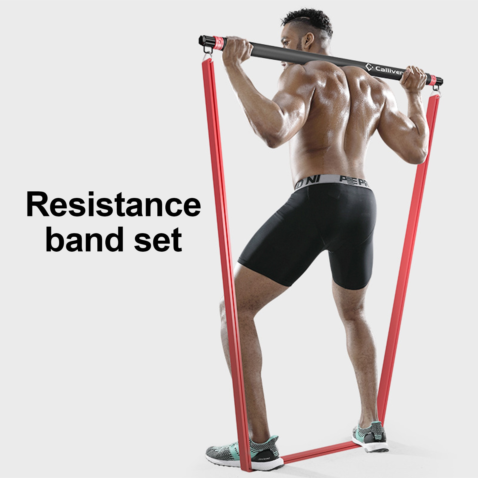 Elastic Resistance Bands Set Fitness Bands Resistance Gym Equipment Exercise Bands Pull Rope Fitness Elastic Training Expander 11 pcs resistance bands set fitness bands equipment expander exercise resistance bands with handles pull rope elastic training