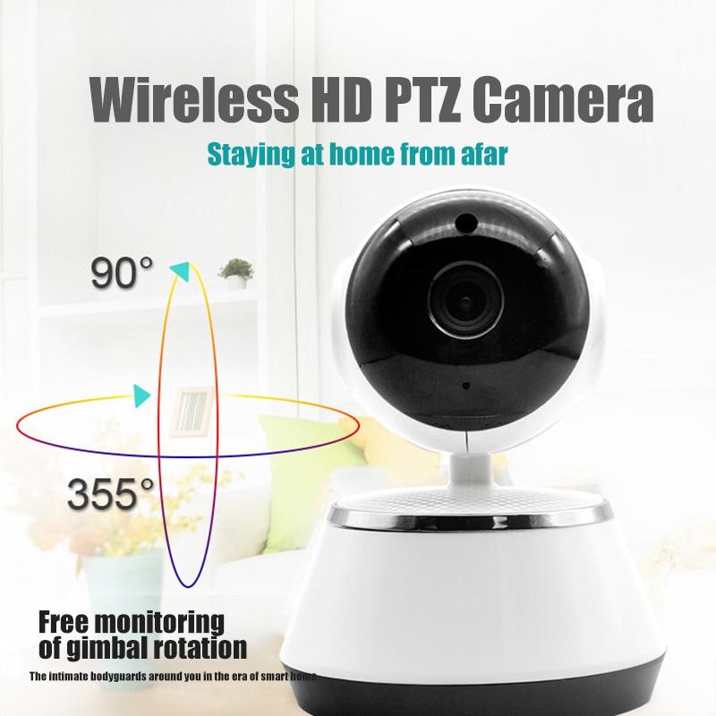 1080p اللاسلكية أمن الوطن كاميرا IP p2p واي فاي كاميرا واي فاي تسجيل الصوت مراقبة مراقبة الطفل HD كاميرا تلفزيونات الدوائر المغلقة المصغرة V380 PRO