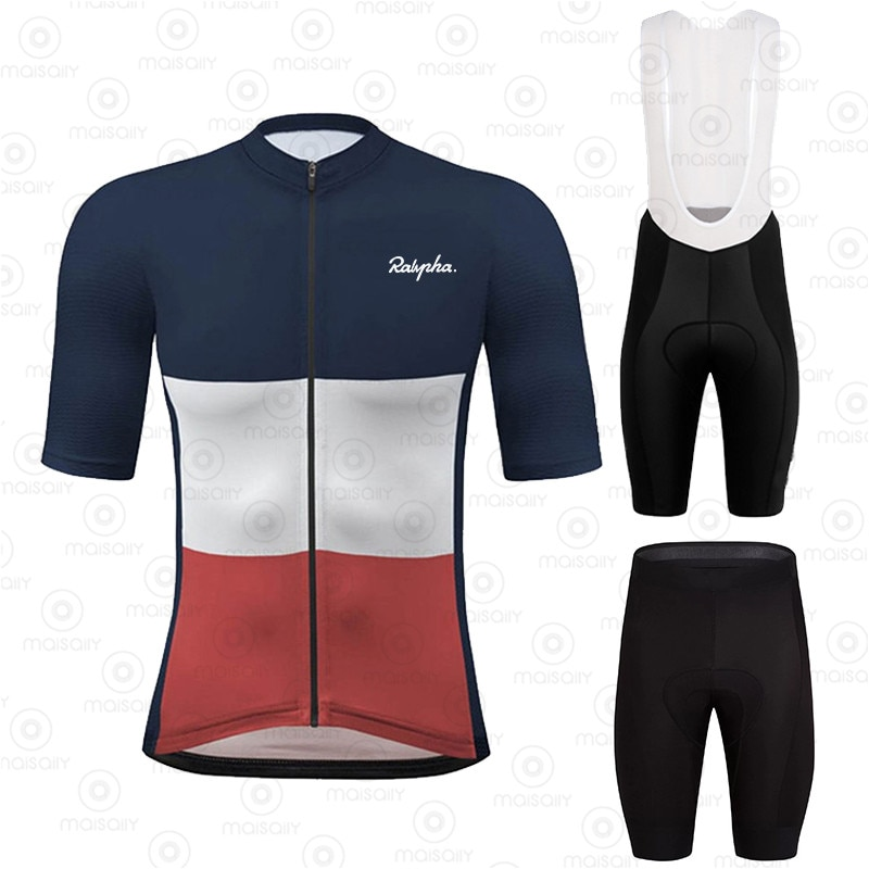 Pro RCC Ralvpha, conjunto de Jersey de Ciclismo, Ropa de bicicleta de carreras, Maillot, Ropa de Ciclismo MTB, conjunto de Ropa deportiva para Ciclismo, 2020