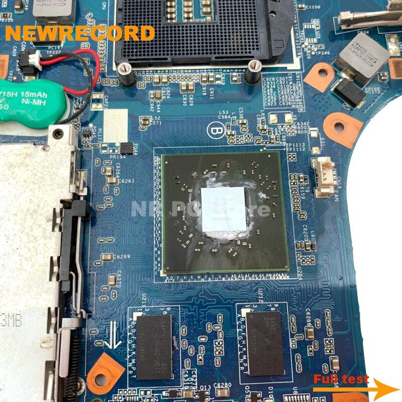 Купить с кэшбэком NEWRECORD A1794333A For SONY Vaio VPCEB VPC-EB laptop motherboard HD 5650 HM55 DDR3 MBX-224 M961 1P-0106200-8011 main board