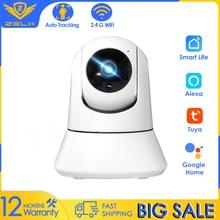 Tuya IP Camera WiFi 1080P Access Smart Home Baby Monitor Video Surveillance Security Camera Two Way