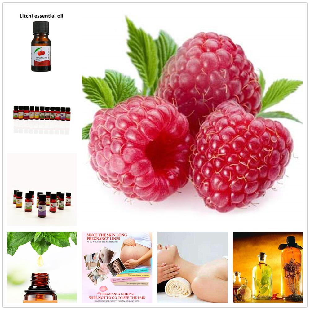 10ml Pure Plant Essential Oils for Aromatic Aromatherapy Diffusers Aroma Oil Raspberry Oil Air Fresh