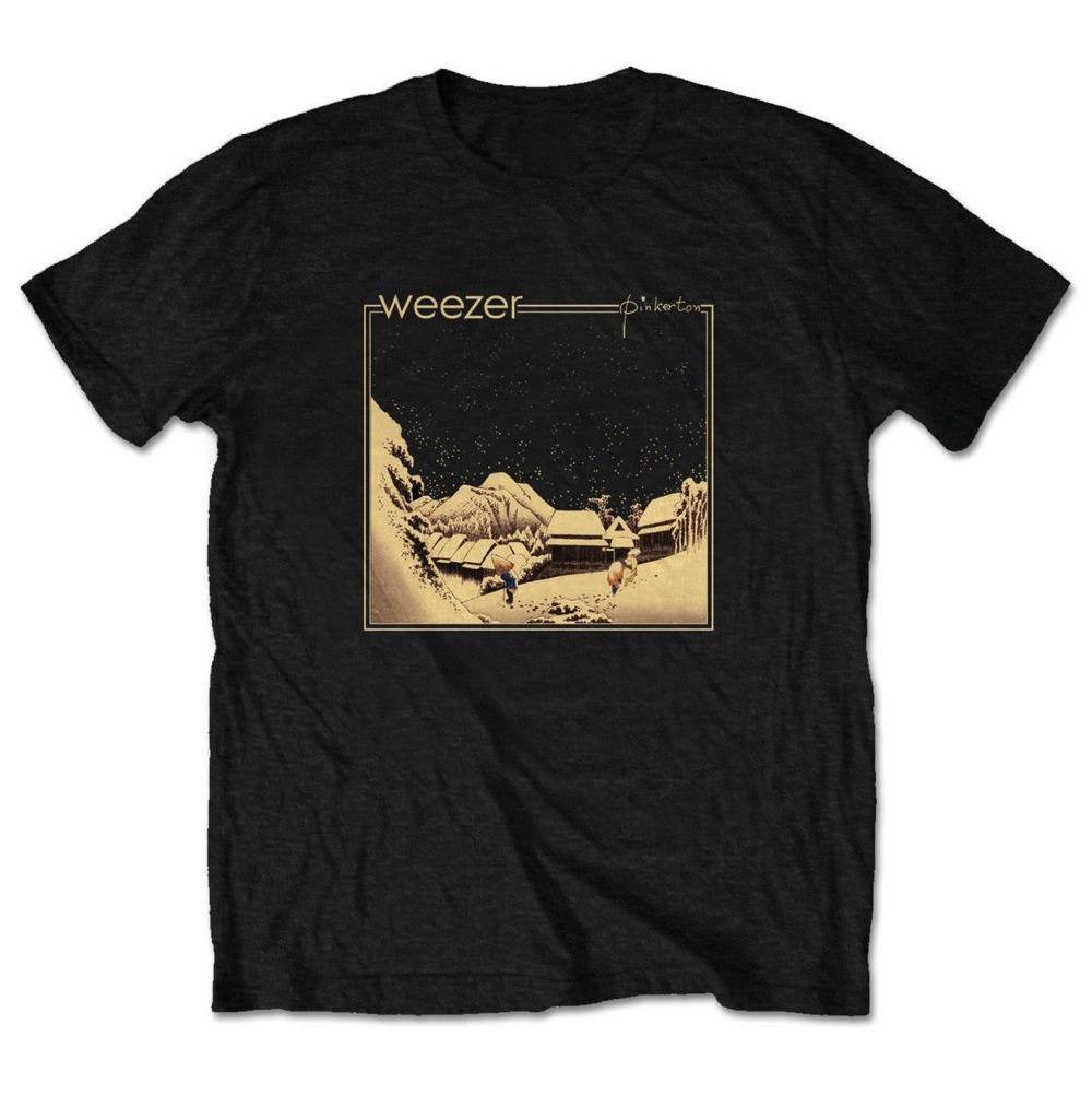 Weezer Pinkerton (empaquetado) camiseta-¡Nuevo y oficial! 2019 Unisex Tee
