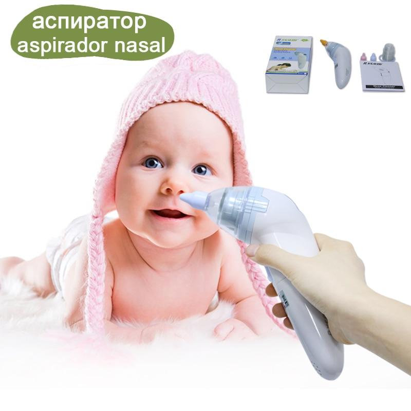 منظف الأنف الإلكتروني للأطفال حديثي الولادة ، 20 قطعة ، أغطية صحية يمكن التخلص منها ، منظف رقمي للأطفال