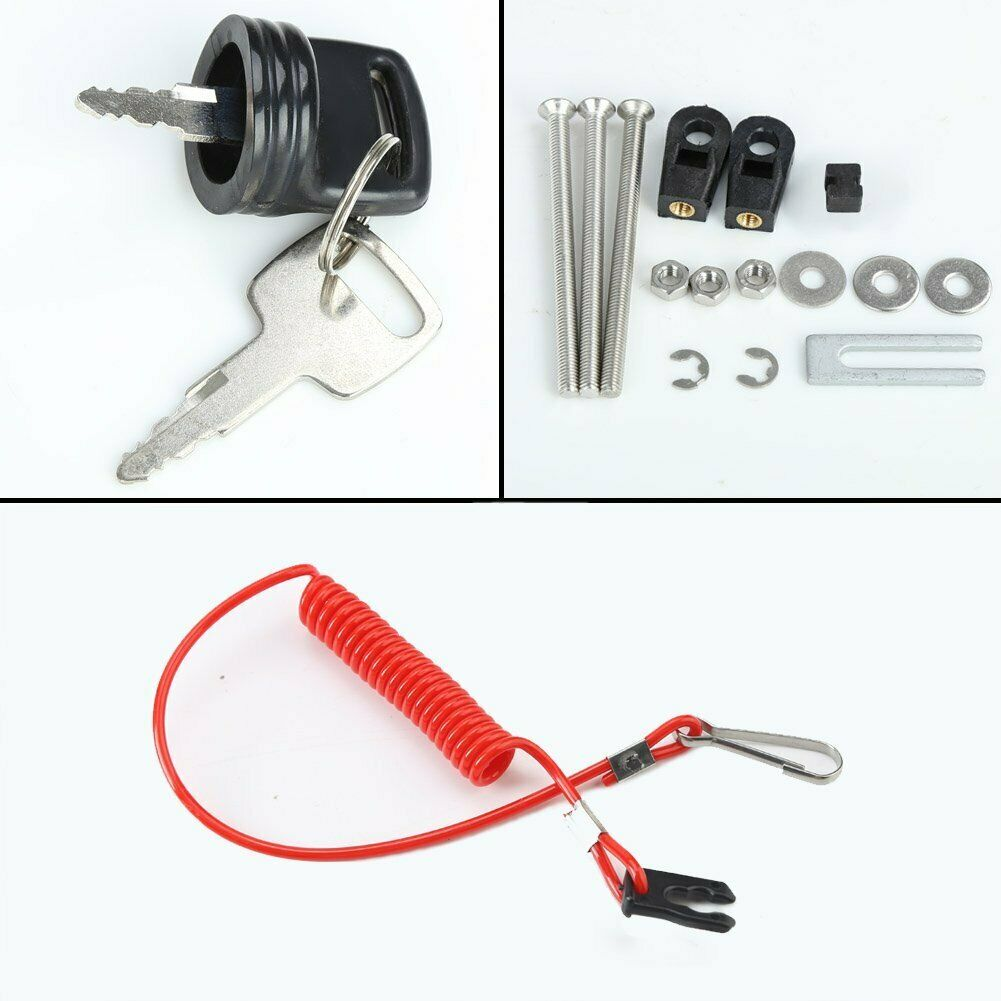 Throttle Outboard Remote Control For Honda Side Mount 24800-ZZ5-A22 With Idle Speed enlarge