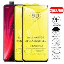2pcs 9D mi 9 t protecive glas Voor Xiaomi mi 9 t volledige Lijm Screen protector op xio mi mi 9 se 9se mi 9 t t9 9tpro gehard glas Film