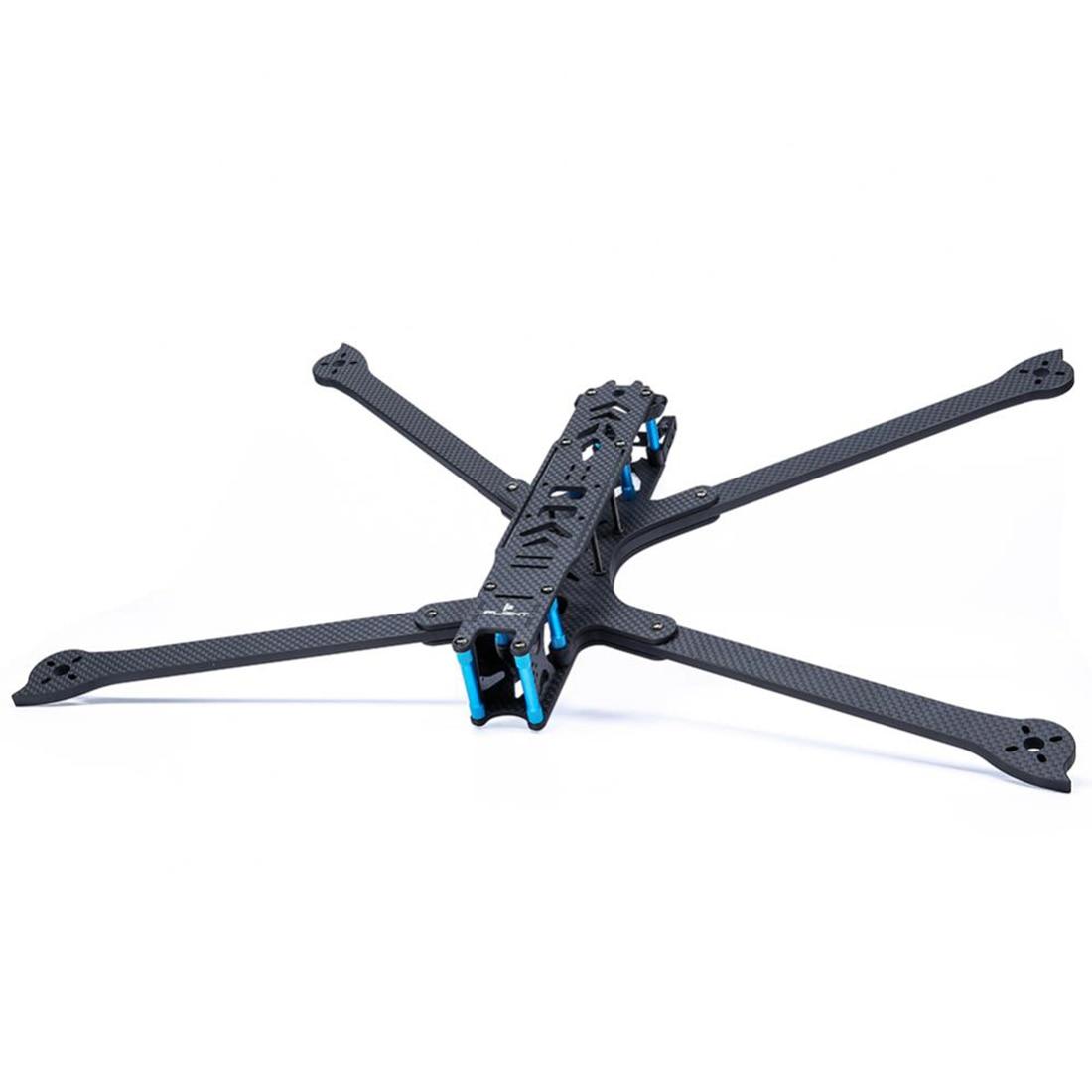 IFlight DC10 marco 10 pulgadas 472mm Wheelbase alta calidad Marco de fibra de carbono 7,5mm brazo para RC DIY Dron de carreras con visión en primera persona Freestyle