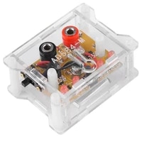 ad584 reference module with transparent housing high precision voltage reference module 4 channel usb charging