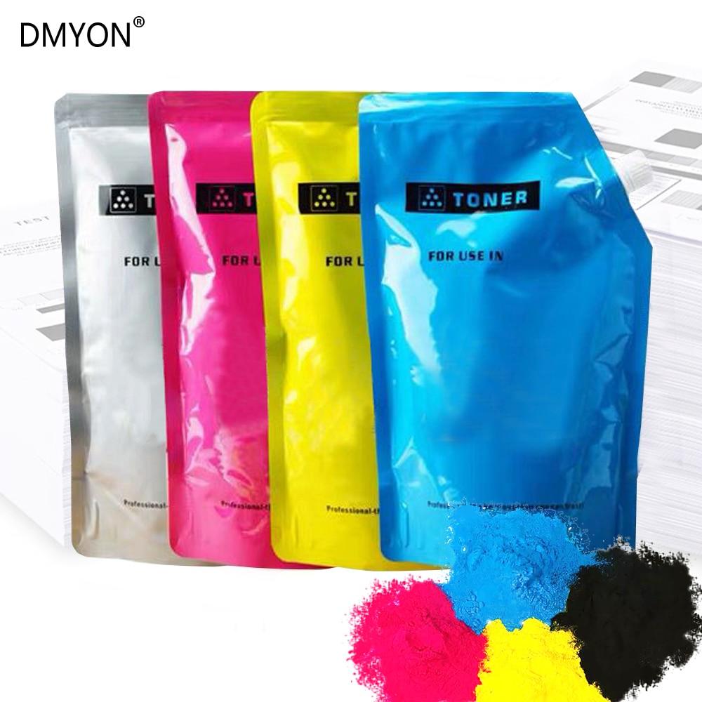 DMYON 125A CB540A 541A 542A 543A порошок тонера совместимый для струйного принтера Hp Laser Jet CP1525n CP1525nw CP1526nw 1527nw 1528nw принтеры