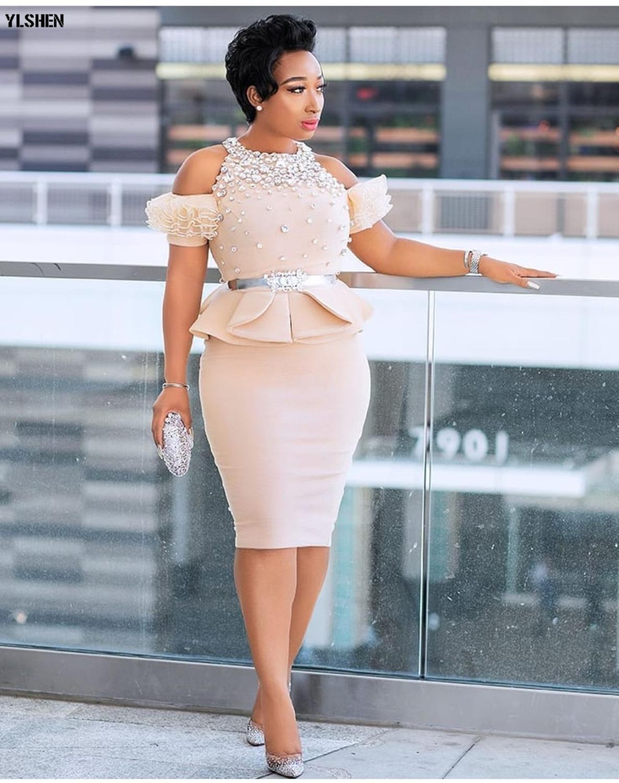 Комплект из 2 предметов с юбкой в африканском стиле, платье в стиле Дашики для женщин