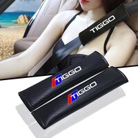 car comfortable driving seat belt shoulder harness for chery tiggo 3 4 5 7 pro 8 stickers accessories protector decals