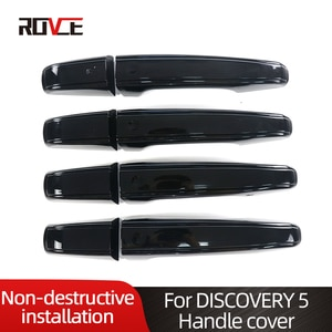 ROVCE Car Sticker Door Handle Trim Replacement Parts For Land Rover Discovery 5 L462