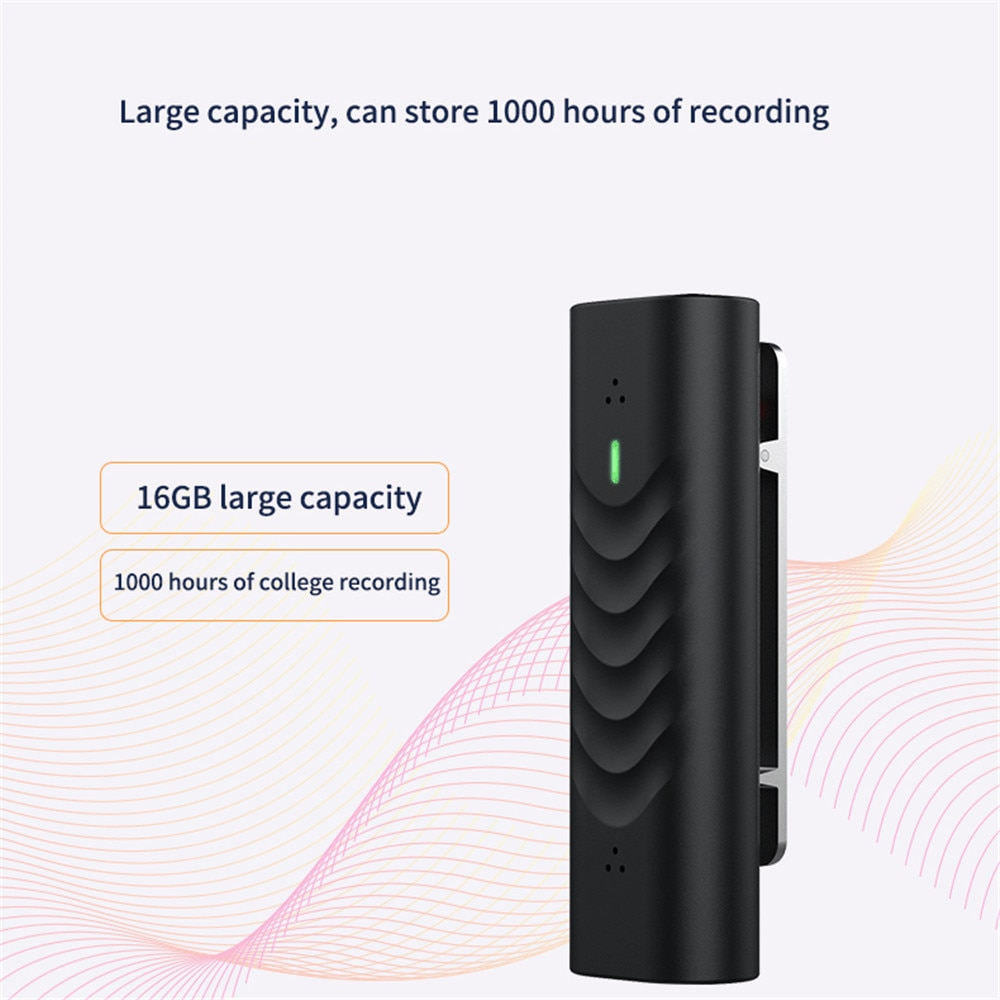Smart Digital Recording 32GB Portable Voice Recorder Translator Dictaphone Professional Sound Record Long Time Audio Recorder enlarge